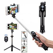 Wireless Selfie Stick Ausziehbarer Stativ Monopod Smartphone Handy Halterung