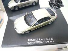 EAGLE UNIVERSAL HOBBIES 1/43 RENAULT LAGUNA II DYNAMIQUE V6 24V