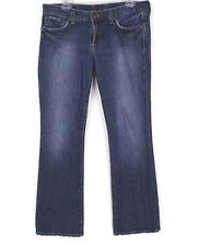Lucky Brand By Gene Montesano Women's Lola Boot Cut Denim Jeans Size 10/30 GUC