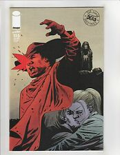 The Walking Dead #115 NM- 9.2 Cover I Image Comics All Out War Ch.1 Negan