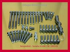 Yamaha XJ600 / XJ 600 Diversion Schrauben Edelstahl Schraubensatz Motorschrauben