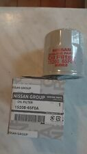 Nissan 200SX S14,genuine Japanese oil filter, new genuine part, 15208-65F0A.