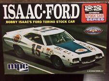 72' ISAAC Ford Torino Stock Car Bobby Isaac MPC   No. 839   1:25