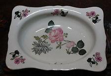 VINTAGE LOVELY STYLISH FLOWER PINK ROSES THEME SOAP DISH SKU16043