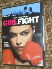 Girlfight (Dvd, 2001), New & Sealed, Rare, Region 1, Starring Michelle Rodriguez