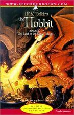 The Hobbit by J R R Tolkien (Audio cassette, 2001) NEW