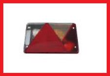 Multipoint 4 IV Lichtscheibe  Aspöck rechts Ersatzglas Rücklicht Rückleuchte