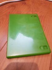 Empty Case for Microsoft Xbox Green Official Original replacement Game Box only