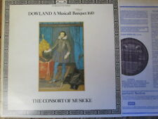 DSLO 555 Dowland A Musicall Banquet 1610 / The Consort of Musicke