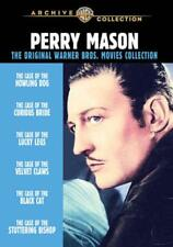 PERRY MASON MYSTERIES: THE ORIGINAL WARNER BROS. MOVIES COLLECTION NEW DVD