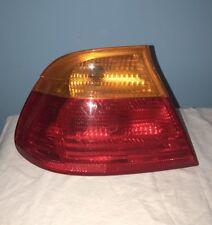 2001-2003 BMW 323CI LH, DRIVER SIDE TAIL LIGHT