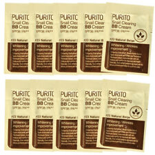 PURITO Snail Clearing BB Cream #23 SPF38/PA++ Sample 10Pcs