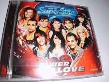 Deutschland sucht den Superstar - Power of Love - CD - OVP