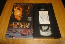 Dr. Jekyll and Mr. Hyde (VHS, 2001) Adam Baldwin Francis Ford Coppola - Horror