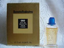 Miniature de Parfum : Balestra - Oro pour Homme