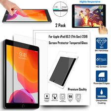 """(2 Pack) Temper Glass For Apple iPad 10.2"""" 7th/8th Generation Screen Protector"""