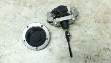 16 Kawasaki EN 650 EN650 B Vulcan s key and ignition lock set gas cap