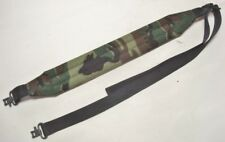 Uncle Mikes Padded Rifle Shotgun camo Sling with Quick Detach Sling Swivels  NEW