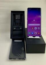 Samsung Galaxy S10 Plus SM-G975U 128GB Prism Black! GSM Unlocked device!
