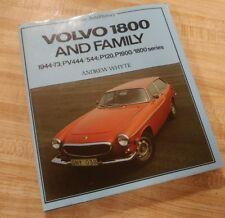 Volvo 1800 and Family Andrew White 1944 - 1973 PV 444 544 P120 Amazon P1800