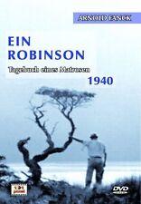 Crusoe - EIN ROBINSON Tagebuch eines Matrosen ARNOLD FANCK Kinofilm 1940 DVD Neu
