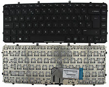 HP SLEEKBOOK ULTRABOOK ENVY 4-1000 6-1000 UK KEYBOARD FRAME PK130T55200 F172