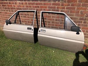 Ford Fiesta Mk2 Passenger Door Xr2 Ghia Sport