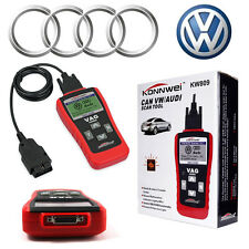 For VW GOLF Passat Car Diagnostic Scanner CAN OBD2 II Code Reader Tool VS VAG405