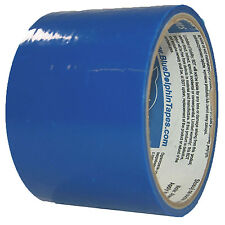 Screen Protector 60mm x 15m Blue Transparent Surface Protection Self Adhesive