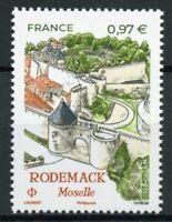 France Architecture Stamps 2020 MNH Rodemack Moselle Tourism Buildings 1v Set