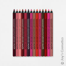 "3 NYX Slide On Lip Pencil Waterproof - SLLP ""Pick Your 3 Color""*Joy's cosmetics*"