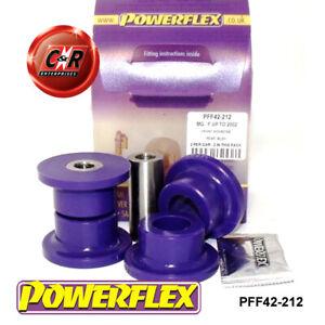 PFF42-212 Powerflex Fits Rover 100 Front Wishbone Rear Bushes