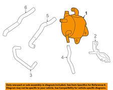 TOYOTA OEM 09-12 RAV4 Transmission Oil-Fluid Cooler 3349342060
