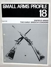 GUN BOOKLET - SMALL ARMS PROFILE 18 - Enfield Arms - Early Breech-Loaders - 1973