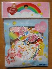 CARE BEARS STICKER FLAKES 100 PCS II
