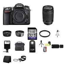 Nikon D7100 Digital SLR Camera w/70-300mm Lens 32GB Complete Kit