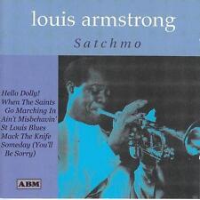 Louis Armstrong - Satchmo - CD Album - ABMMCD 1002