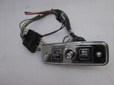85-90 GM Models Seat Mounted Power Seat Switch & Harness Plug 8-PIN Style
