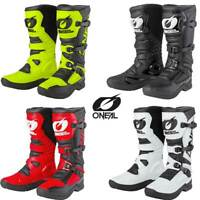 ONeal RSX Motocross Boots MX Off Road Dirt Bike Enduro Boots Quad Boots 2021