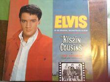 ELVIS PRESLEY KISSIN COUSINS LP UK PRESS RECORD NM