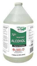 Alligator Brand 70 Isopropyl Rubbing Alcohol 1 Gallon