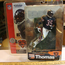 Anthony Thomas McFarlane Sportspicks NFL Series 5 Figure Blue Jersey NIB JSH