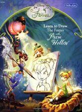 Disney Fairies: Learn to Draw the Fairies of Pixie Hollow (Disney Magic Artist L