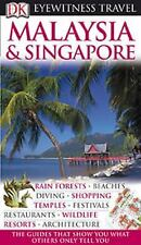 Malaysia and Singapore (EYEWITNESS TRAVEL GUIDE)-ExLibrary