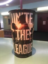 Justice League 44oz Plastic Theater Cup Brand New