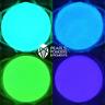 ULTRA Glow in the Dark Powder Fluorescent Paint Pigment Nail Art Polish Dip