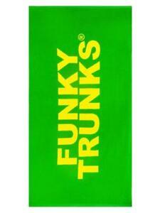 Funky Trunks Towel - Still Brasil