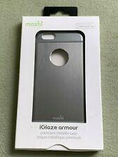 Moshi iGlaze Armour for iPhone 6 / 6S Premium Metallic Case Silver