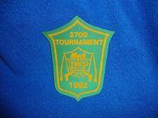 Vintage 1992 Mac Club Tournament Patch