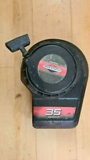 BRIGGS AND STRATTON RECOIL STARTER AND HOUSING CLASSIC 35 / 450